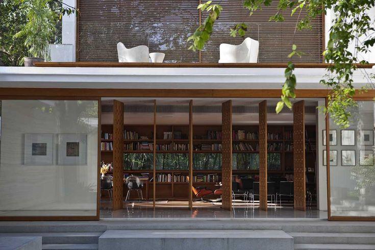 ERNESTO BEDMAR ARCHITECTS - Project - Amrita Shergil Marg House - Image-3