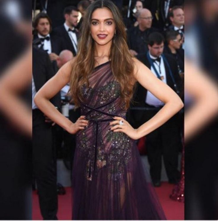 """Cannes 2017: Deepika Padukone Looks Gorgeous Deepika Padukone is the undisputed queen of the red carpet On the first day of the Cannes Film Festival 2017. Deepika set the flash bulbs popping as she walked the red carpet in a sheer purple Marchesa ensemble. Cannes 2017: Deepika Padukone Looks Gorgeous Deepika Padukone let her hair … Continue reading """"Cannes 2017: Deepika Padukone Looks Gorgeous In A Marchesa Gown"""""""