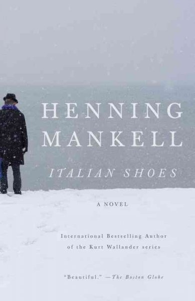 Italian Shoes- Henning Mankell