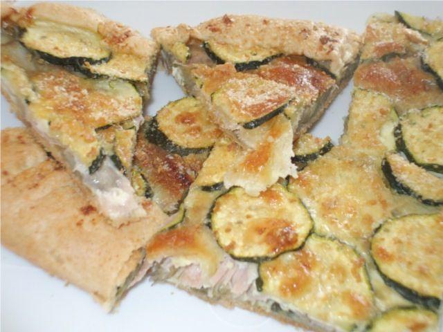 Torta salata ai carciofi - Ricetta torta salata ai carciofi di MarGi