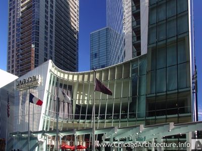 Photos Statistics News And Information About Hotel Sofitel Chicago Water Tower In