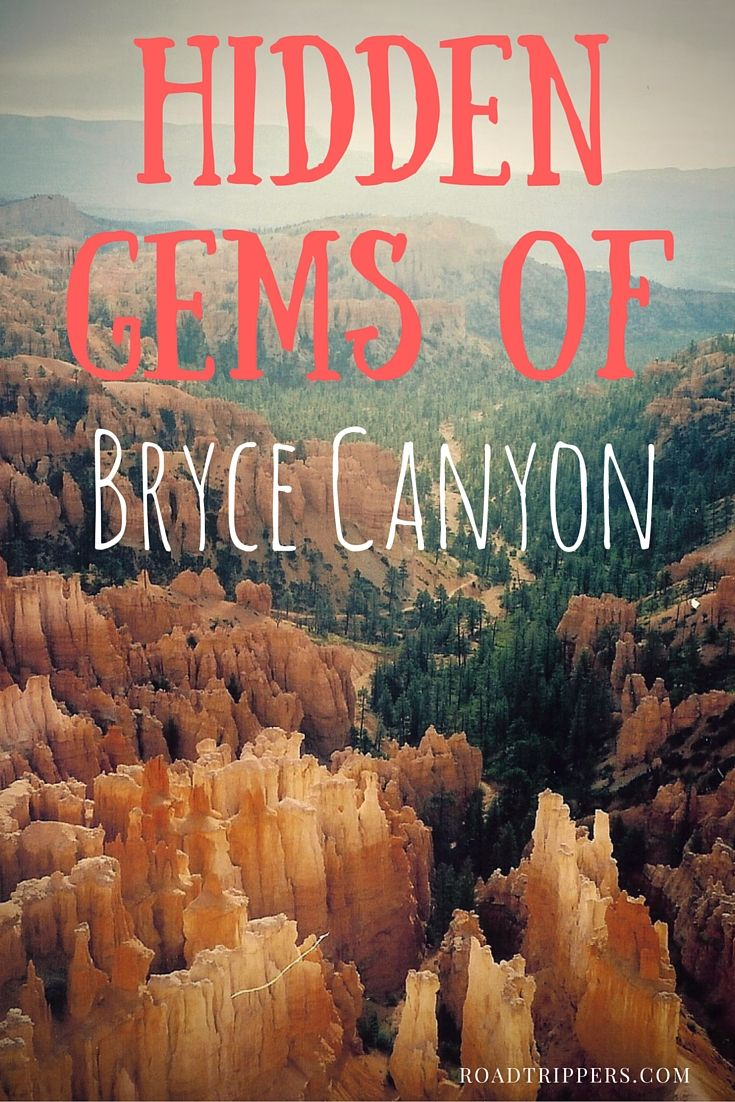 The Ultimate Guide to Bryce Canyon National Park                                                                                                                                                     More