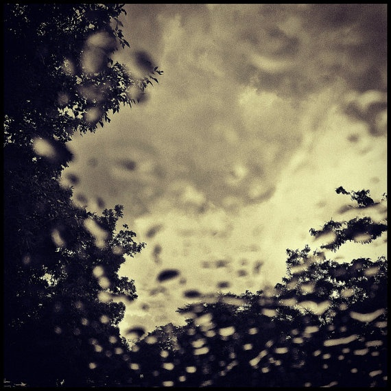 WINDOW RAIN  Abstract Fine Art Photograph by Brownstock on Etsy.Personalized Imagery, Dwayne Personalized, Art Photographers, Abstract Fine, Fine Art, Windows Rain, Rain Abstract