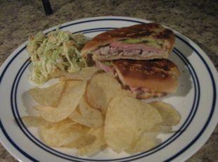 Pressed Cuban Sandwich  BLUE RIBBON WINNER