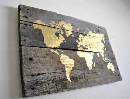 Cuadro+mapa+mundi