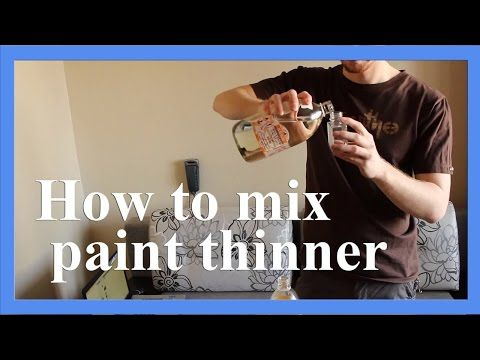 Subtitles. How to make a paint thinner for oil painting - video lesson. More on www.daniil-belov.com