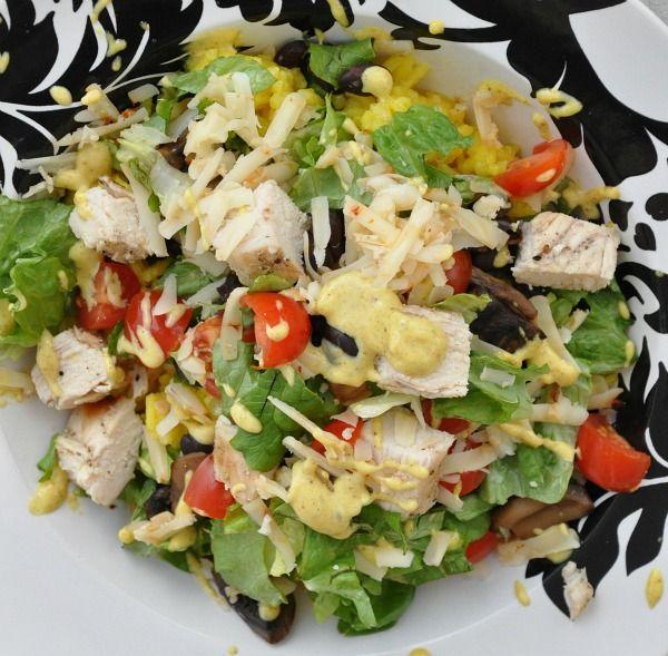 Chicken Kitchen Mexican Chop Chop... (oh how i miss chicken kitchen!!)