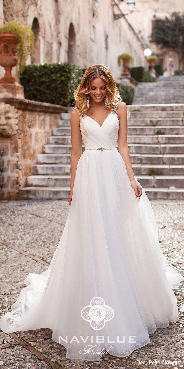Navi Blue 2019 Brautkleid #Kleider #Hochzeiten #Hochzeitsideen #Hochzeitskleider #L