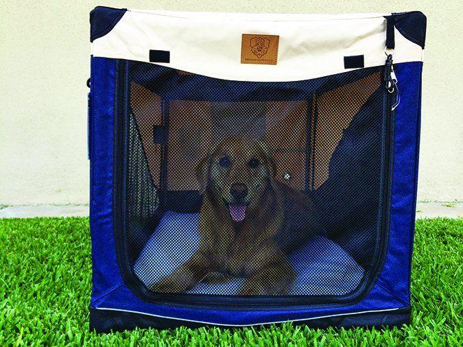 Soft Dog Crates: Best & Worst / Whole Dog Journal