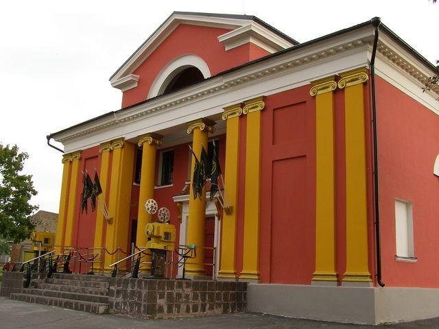 Фото: Тарту, бывший кинотеатр «Комсомол»