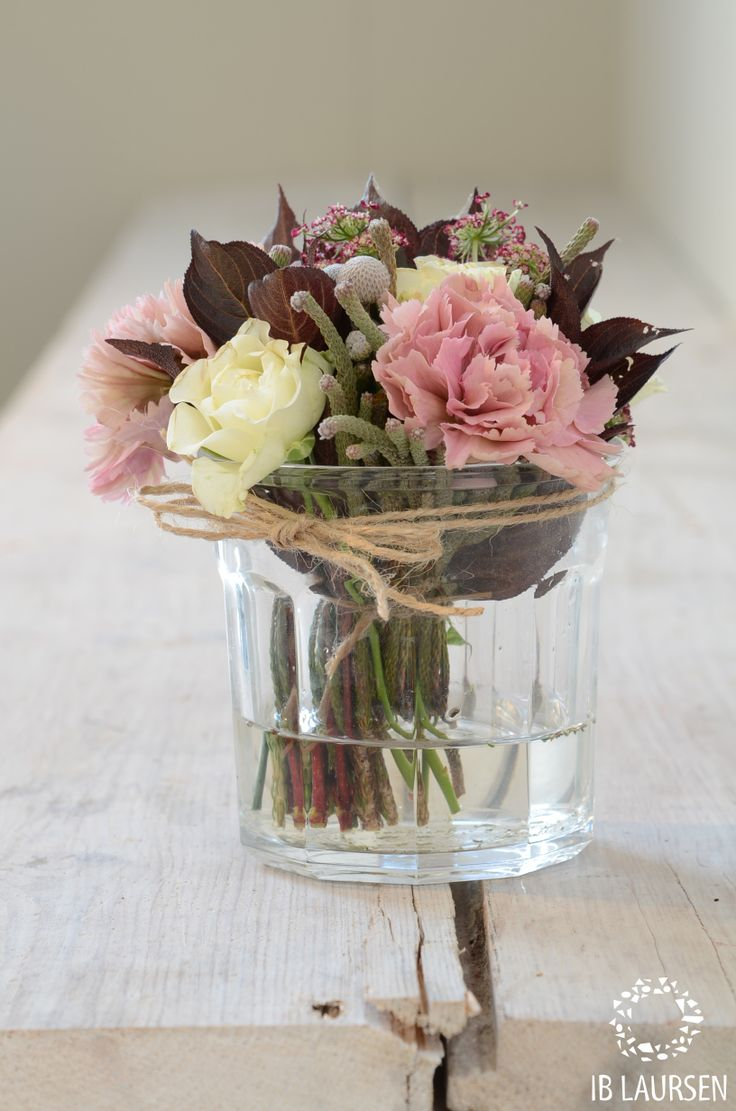 Flower inspiration by Ib Laursen
