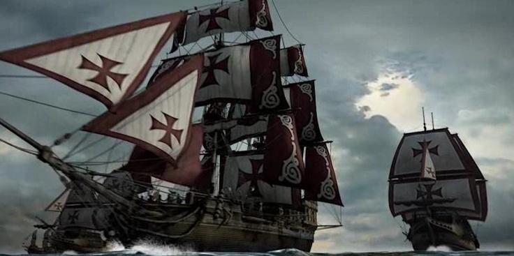 Találtam egy igen hatásos képet a http://hu.bigpoint.com/jatekok/akcio/  játékok között a Seafight #akcio #jatek  bemutatójában.  Ti űzitek ezt a játékot? Nem tudom, hogy keményebb lehet-e a Pirate Stormnál.....