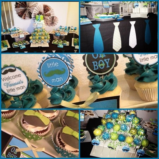 Baby Shower Party Ideas Mustache Baby Shower Baby Shower Baby