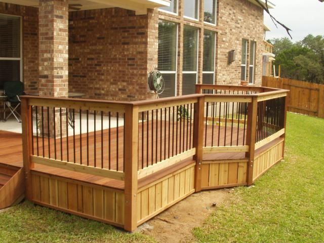 27+ Most Creative Small Deck Ideas, Making Yours Like Never Before! – Frances Zwicky