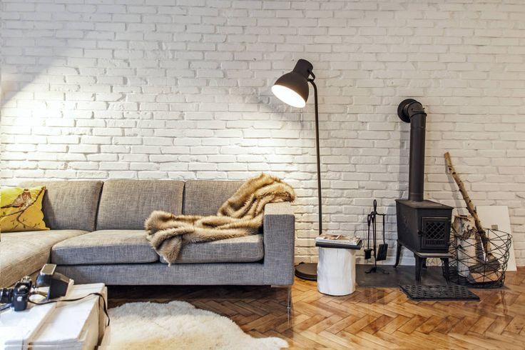 Pracownia Projektowa DoMilimetra - Mieszkanie w kamienicy - zobacz na myhome.pl