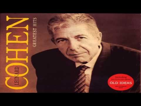 Leonard Cohen - Greatest Hits Full Album (2007) CD1 - YouTube