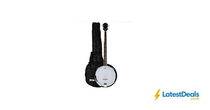 Rocket Deluxe 5 String Banjo with Bag. at Argos/ebay, £109.99