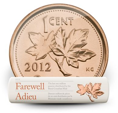 Special Wrap Roll - 1-Cent Coins (2012)