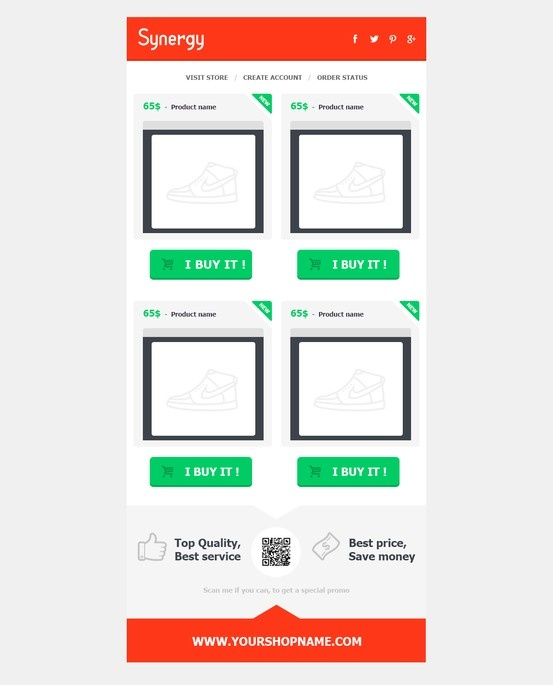 email sales templates