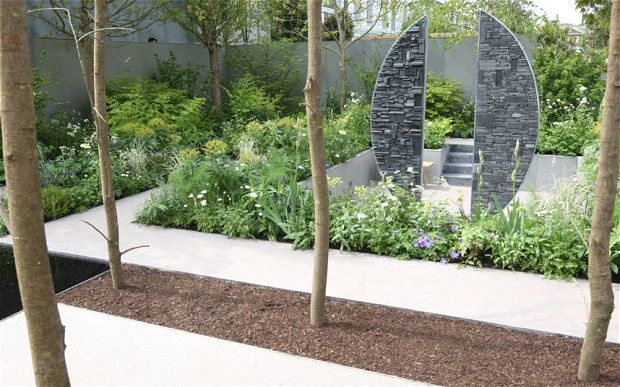 Pictures of the show gardens from this year's Chelsea Flower Show.