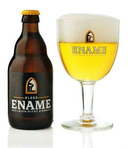 Ename Blond | Belgian Beer | Beer Tourism