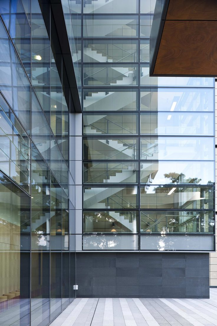 East staircase, Charles Perkins Centre, The University of Sydney