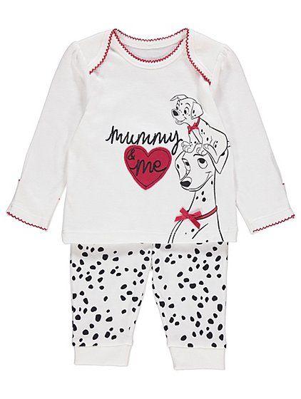d1cd68bf3 Disney 101 Dalmatians Pyjamas   Scarlett-Rose   Baby george, Pyjamas ...