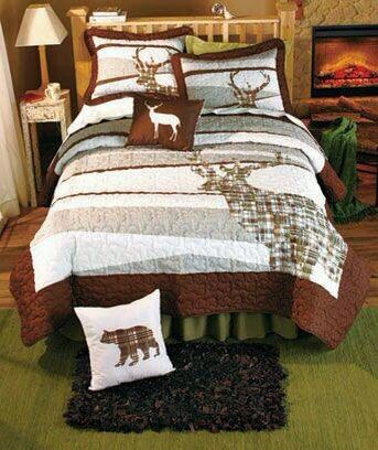 Beautiful bed spread