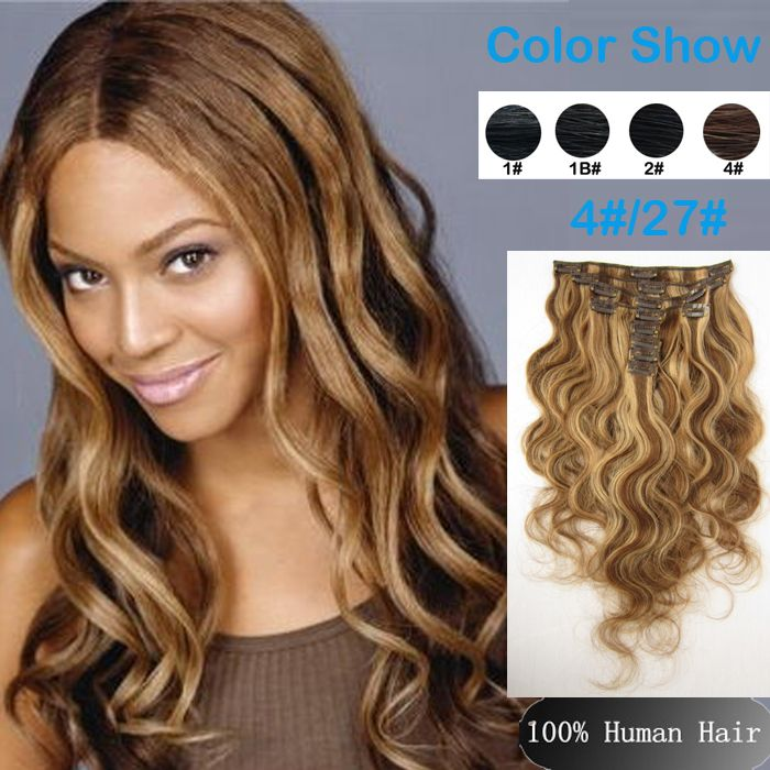 20 best clip ins hair extension images on pinterest pre bonded sina beauty 24 inch clip in human hair extensions body wave brazilian virgin hair clip in extension color no tangle good quality human hair click image pmusecretfo Image collections