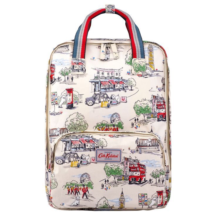 Billie Goes To Town Backpack | View All | CathKidston