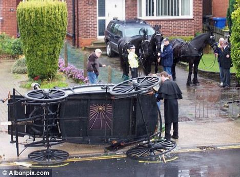 10 Best Images About Funeral Carriages Horse Drawn
