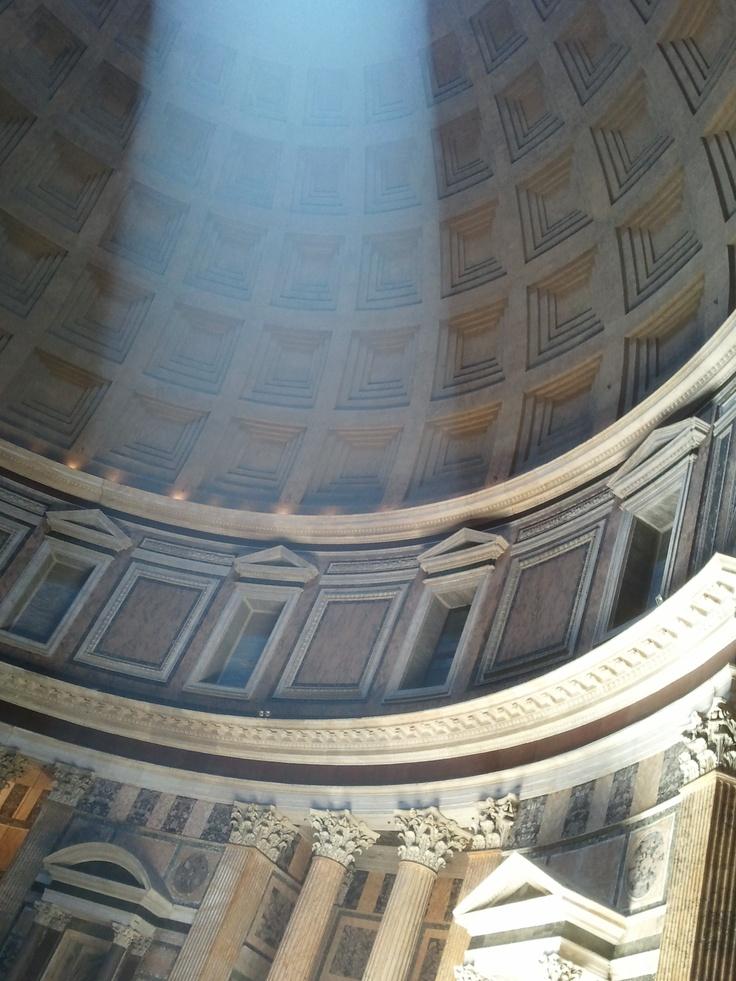Pantheon #Rome