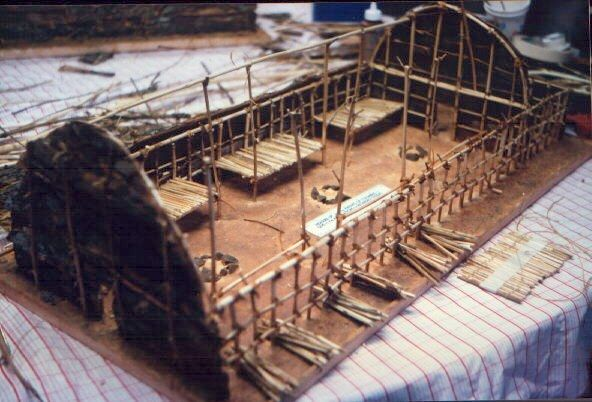 1000 images about Longhouse project on Pinterest   Iroquois  Models and School projects