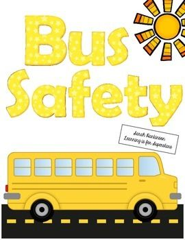 6 page bus safety reader, perfect to review those bus rules at the beginning of the year!Check out some of my other back to school products:follow on FacebookAugust and September Word WallReal vs Nonsense Words BTS packlI would love for you to follow me!~ SarahLearning is for Superstarsfollow on Facebookfollow on Instagram
