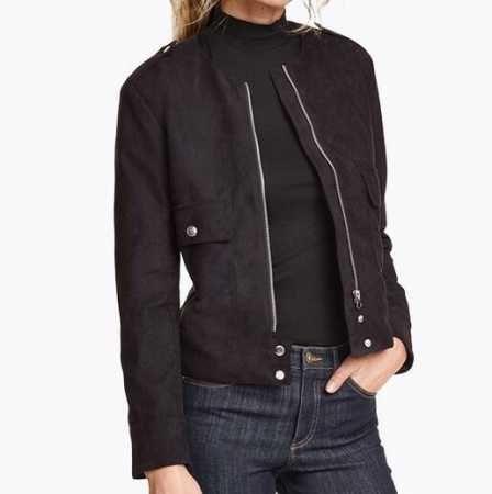 https://www.sweatshirtxy.com/simple-style-deerskin-jacket-coat-for-women-plain-black-short-jackets-136495.html