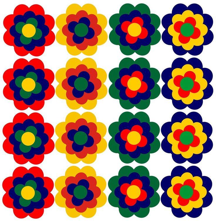 Blumen Aufkleber Pril blume Prilblumen Retroblume 16x 5cm Fahrrad Fahrradsticker | Auto & Motorrad: Teile, Auto-Tuning & -Styling, Karosserie & Exterieur Styling | eBay!