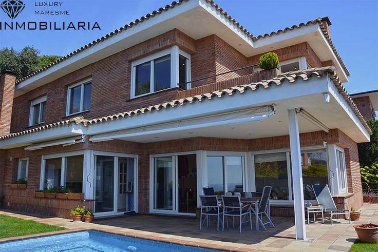 Con este tiempo 😁 estás pensando en mejores? 🌞😎 Imagínate este Luxury de CASA! 👉 http://www.luxurymaresme.es 💎 ☎️ 651 82 79 99 #LuxuryMaresme #Teia #Maresme #hogar #design #House #Inmobiliara #Barcelona #Hogar #Venta #Inmuebles #inversion #RealEstate #MaresmeProperties
