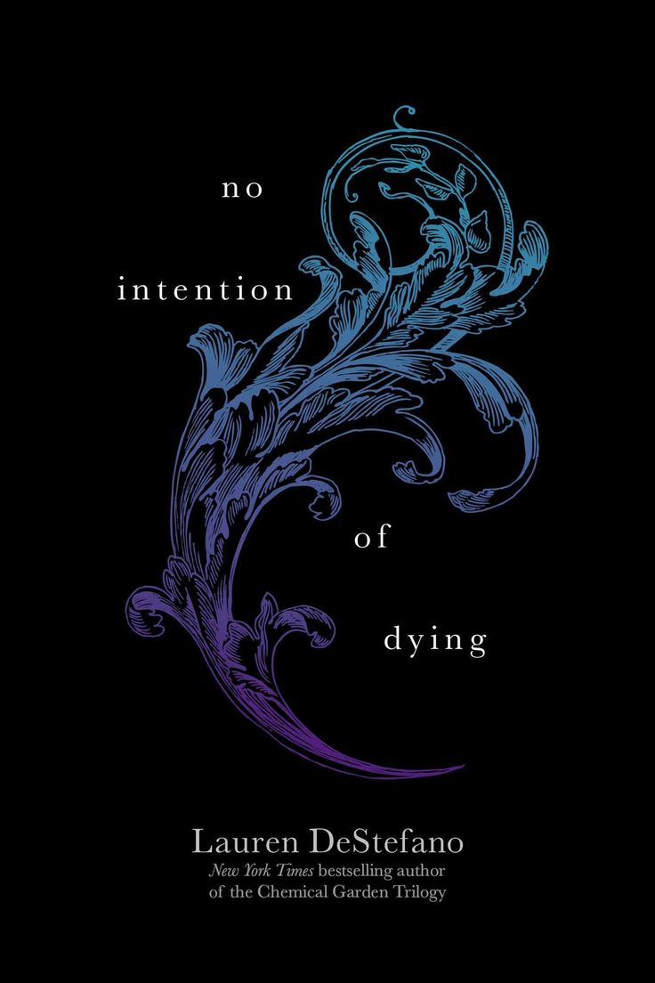 #CoverReveal No Intention of Dying (The Internment Chronicles, #1.5) - Lauren DeStefano