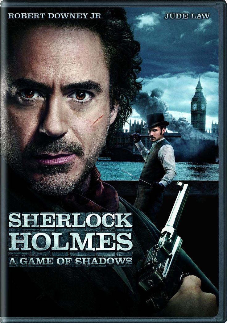 Warner Sherlock Holmes: A Game Of Shadows