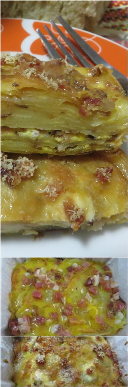 Graten di patate, semplice e appetitoso! #graten #patate #ricettegustose
