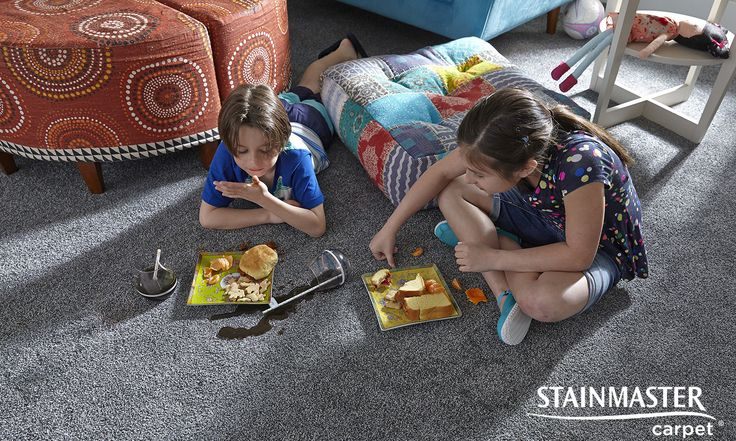 Here's two great cleaning solutions for getting soft drink out of STAINMASTER® carpet: Detergent Solution (Mix 1/4 teaspoon mild liquid dish soap with one cup warm water) or a Vinegar Solution (Mix 2 tablespoons white vinegar with 4 cups warm water). Hopefully you never have to use them! #carpet #cleaning