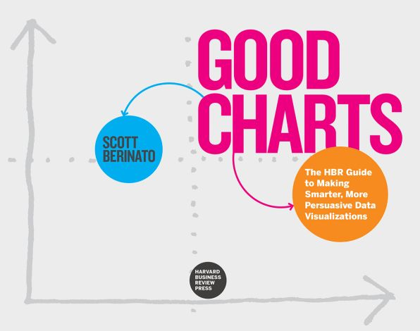 """<em>Good Charts</em> may look like """"Edward Tufte for Dummies,"""" but it might also be the design manual of the year."""