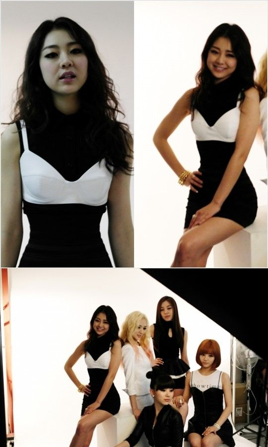 Ladies' Code's RiSe wows fans with her 'nano' waist