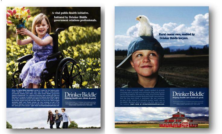 Drinker Biddle health care chicken and spina bifida