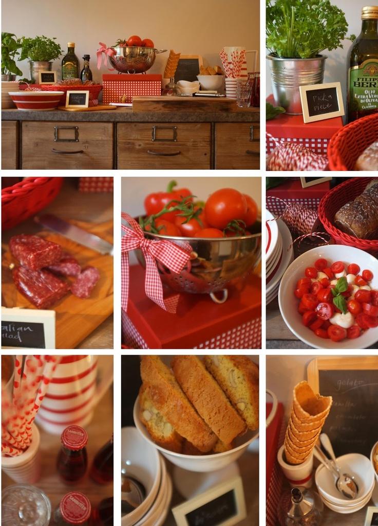 You are In Good Company: GOOD LOOKS - Presto! Pizza Party