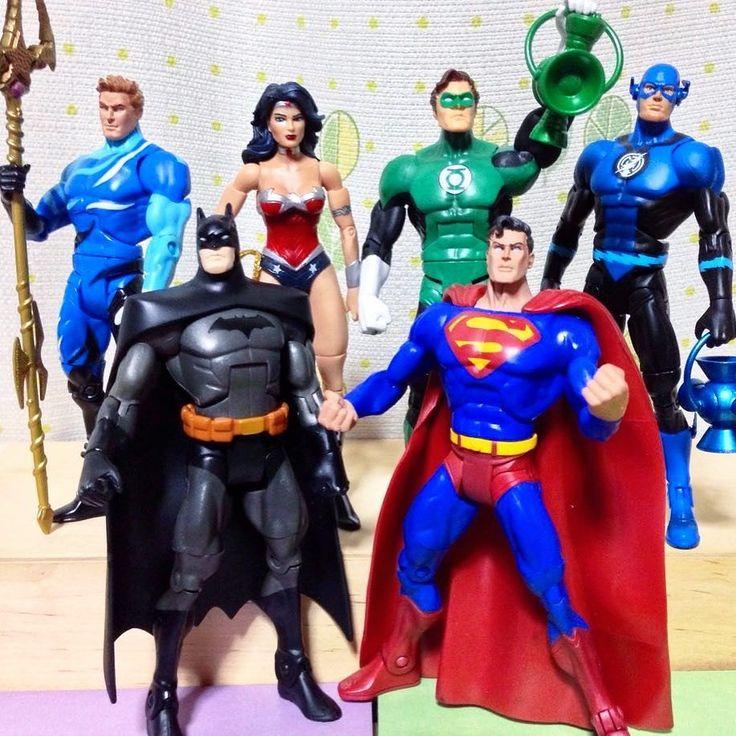フラッシュ赤の通常コスチュームを持ってなかったアクアマンも青仕様 #Mattel #Superman #BATMAN #Aquaman #WonderWoman #GreenLantern #Flash #JusticeLeague #figure #toy #toystagram #instatoy #figurephotography #ActionfigureCollection #DC #DCcomics #DCworld #DCuniverse by nibonibo_cool