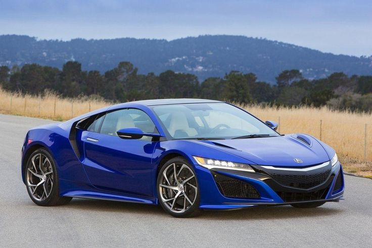 Acura's 2017 NSX will start at $156,000 — orders accepted starting on February 25