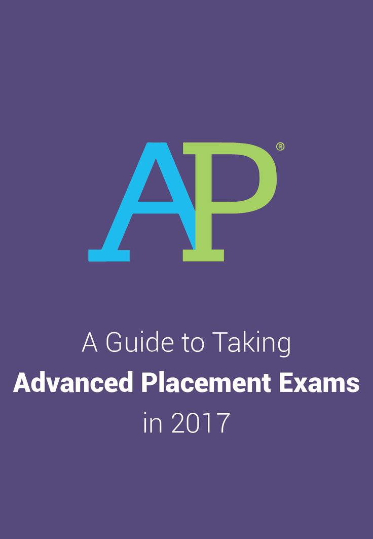 AP Exam Schedules: A Guide to Taking Advanced Placement Exams in 2017