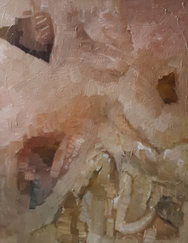 "Saatchi Art Artist Daria Magda Błażek; Painting, ""Act of Faith"" #art"