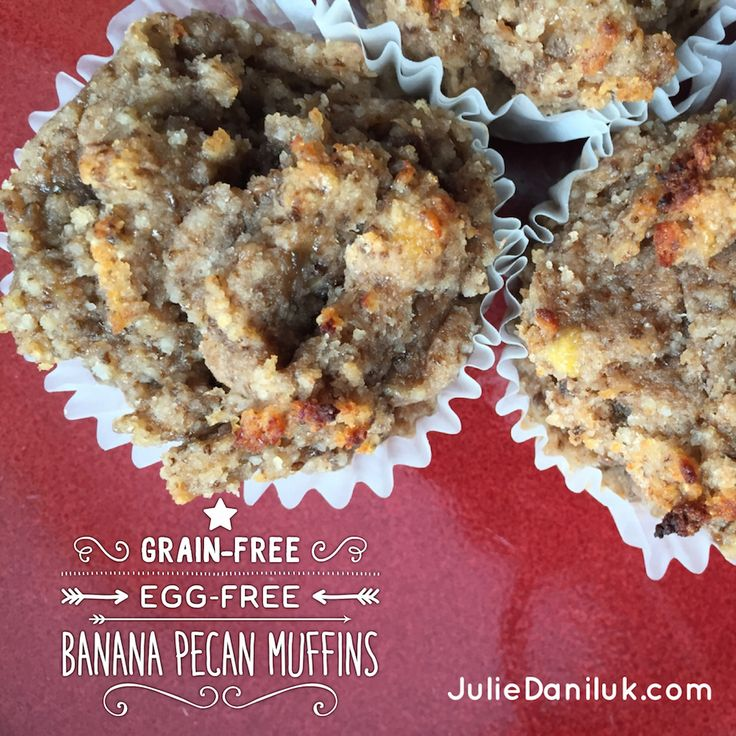These days, a lot of us seem to be restricted from having certain foods in our diet. Vegans don'teat any animal-based products. And those with celiac disease or a gluten intolerance can't have a large amount ofgrain products. These delicious muffins are for those of us who can't just add...More